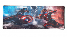 Gaming Mouse Pad Large 80x30 cm Captain America