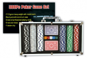 Poker Chips Set 300