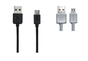 Remax Fast Charge Flat Usb To Micro Usb 3.0 Data Cable Rc-129m 1m