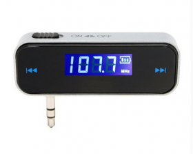 FM Transmitter - 3.5mm In Car Handsfree & FM Transmitter