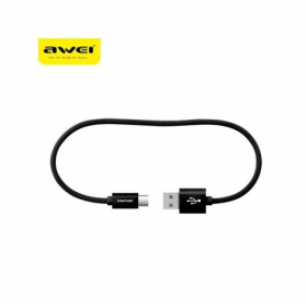 Awei Fast Charging & Data Cable Type-C 30cm CL-85