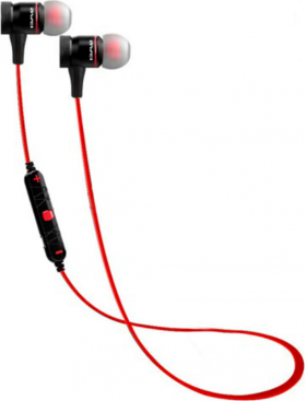 Ακουστικά Bluetooth Άθλησης V4.1 AWEI Sport Headset Handsfree A920BL Red